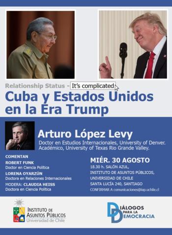 It's complicated: Cuba y EEUU en la era Trump