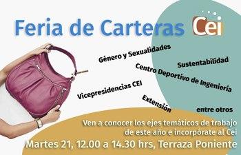 ¡Feria de Carteras CEI!