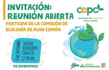 Reunión Comisión Ecología CEPC